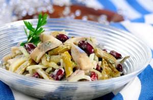 salatka-sledziowa-z-fasola
