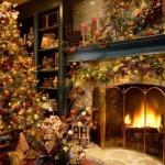 Ozdoby świąteczne w październiku…