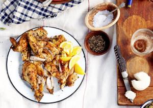 kurczak po prowensalsku