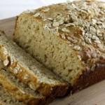 Przepis na chleb owsiany
