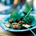 Ryba w sosie słodko kwaśnym z rodzynkami i ze śliwką!