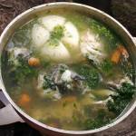 Zupa rybna rosyjska