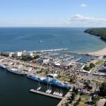 Gdynia, rybki, mewy i plaża…