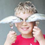 Jak skłonić niejadka do zjedzenia rybki? cz. 2
