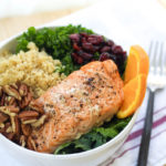 this-colorful-protein-bowl-recipe-made-with-kale-salmon-quinoa-pecans-and-cranberries-is-a-protein-packed-fiber-filled-healthy-lunch-that-will-keep-you-full-and-fueled-all-afternoon