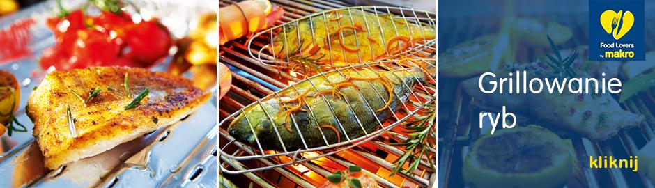 grillowanie ryb