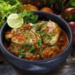 Chiński gulasz rybny