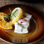 Pomarańczowy przepis rybny z solą w roli głównej!