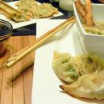 Nieznane dania rybne czyli pyszne pierożki ze szpinakiem i sandaczem