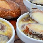 Przepis na francuską zupę cebulową