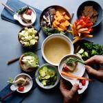 Bagna cauda czyli pyszny dip do warzyw