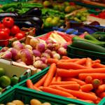 Zdrowe warzywka w sosie miodowo cytrynowym