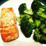salmon-and-broccoli