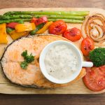 Śmietanowy sos do ryby i owoców morza