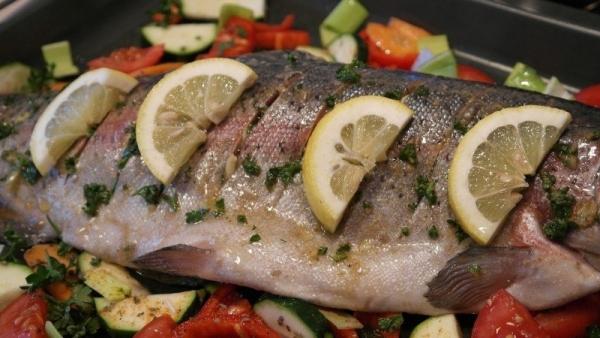 jak upiec rybę w piekarniku