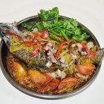 ile gotować rybę na parze