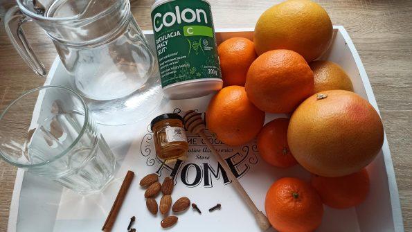 przygotowanie Smothie bowl z Colon C